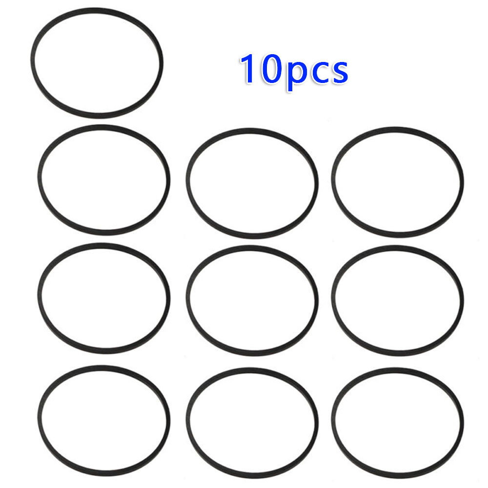 10Pcs Carburetor Float Bowl Gasket  For 693981 280492 796610 796611 Engine Highly Match With The Equipment