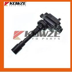 2 sztuk cewka zapłonowa jakości A dla Mitsubishi PAJERO PININ MONTERO IO LANCER klasyczny COLT MD361710 MD362903