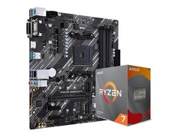 Asus PRIME B550M-K motherboard+R5 5600X/R7 5800X/R9 5900X CPU motherboard+CPU set