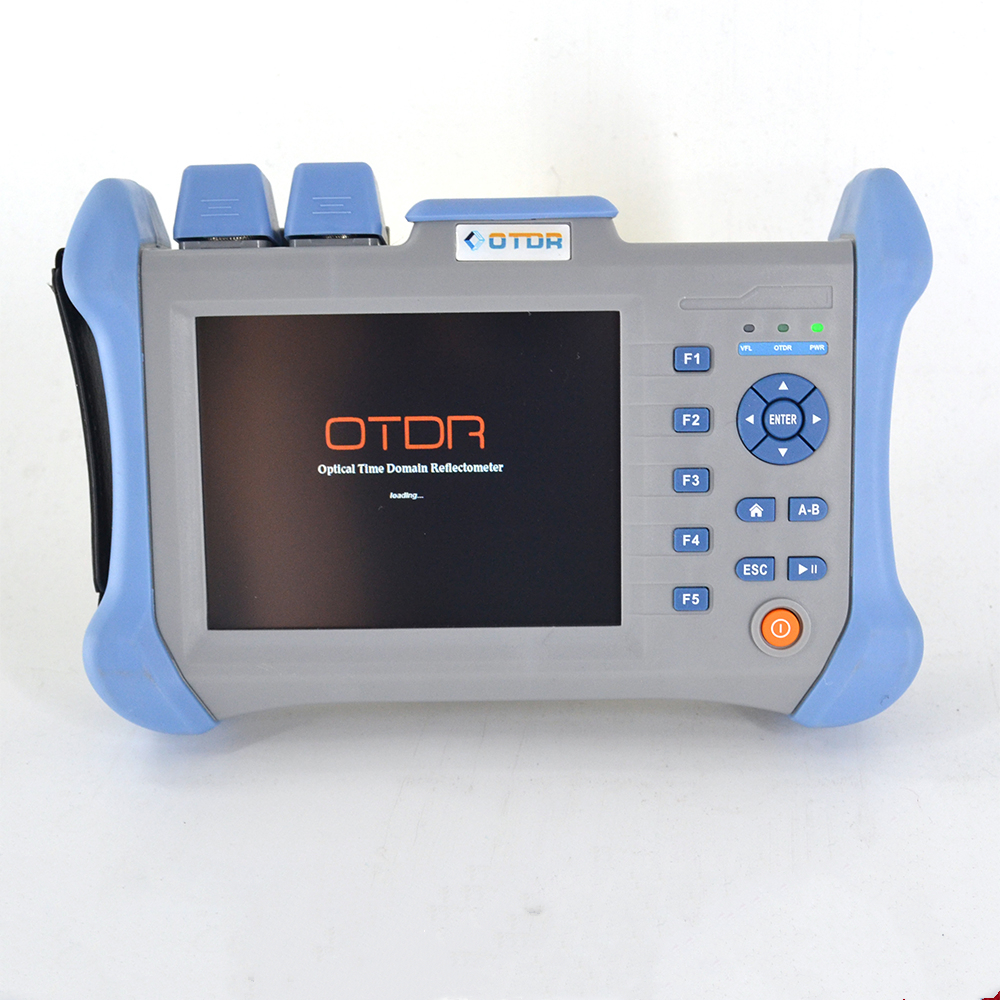 Image 2 - OTDR fiber tester 1310/1550nm 120km with English Espanol 30/28dB-in Fiber Optic Equipments from Cellphones & Telecommunications