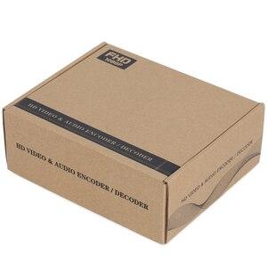 Image 5 - 8 قنوات HEVC H.265 H.264 HD HDMI إلى IP مشفر فيديو IPTV البث المباشر التشفير HD التشفير مع UDP HLS RTMP RTSP SRT ONVIF
