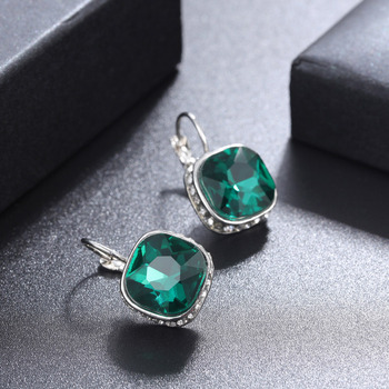 Round Vintage Drop Earrings Earrings Jewelry Women Jewelry Metal Color: EH1602