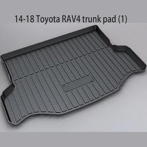Image 3 - עבור 2020 טויוטה חדש לגמרי RAV4 Rongfang אתחול כרית 16 כדי 19 RAV4 אתחול pad עבור מלא surround