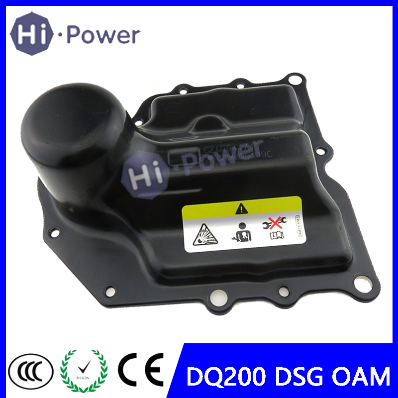 Hight Quaulity DQ200 0AM for Audi Solenoid Transmission VOL DSG Valves Body Cover 7 Speed for VW Skoda|Automatic Transmission & Parts| |  - title=