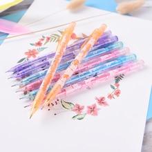 Mechanical-Pencils Automatic-Pen Korean Stationery Plastic Kids Cute Kawaii for 3pcs/Lot