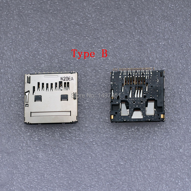 5PCS MS+SD memory card slot holder for Sony ILCE 7 ILCE 7R ILCE 7S ILCE 7M2 ILCE 7rM2 ILCE 7sM2 A7K A7S A7R  A7II A7rII A7sII