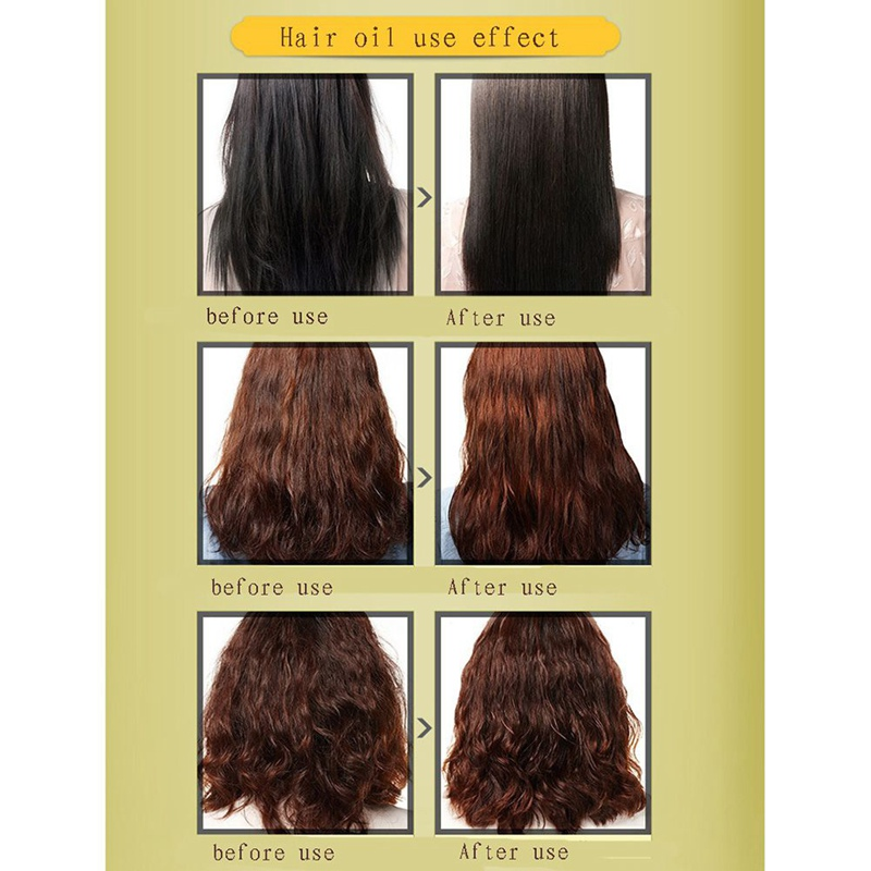 Hair Care Essential Oil Moisturizing Anti-Drying Repair Damaged Hair Quality Leave-In Conditioner 1