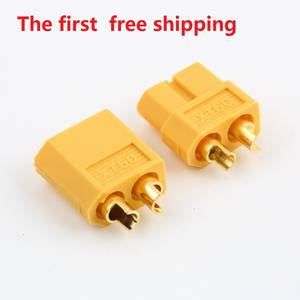 XT60 XT-60 Male Female Bullet Connectors Plugs For RC Lipo Battery