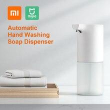 شاومي Mijia التلقائي التعريفي رغوة اليد غسالة رغوة غسل الصابون موزع الأشعة تحت الحمراء الاستشعار للمنازل الذكية