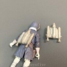 2pcs Prototype Jetpack Accessory For 3.75'' Star Wars Boba Jango Fett  Figure Toys printio star wars boba fett