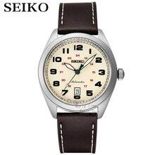 Seiko-Reloj de marca de lujo para hombre, resistente al agua, 100M, reloj de pulsera deportivo con fecha, reloj de buceo, SRPC87J1