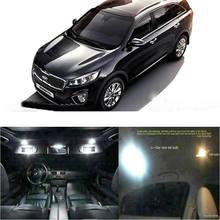 6 светодиодный т светодиодные лампы для салона автомобиля kia