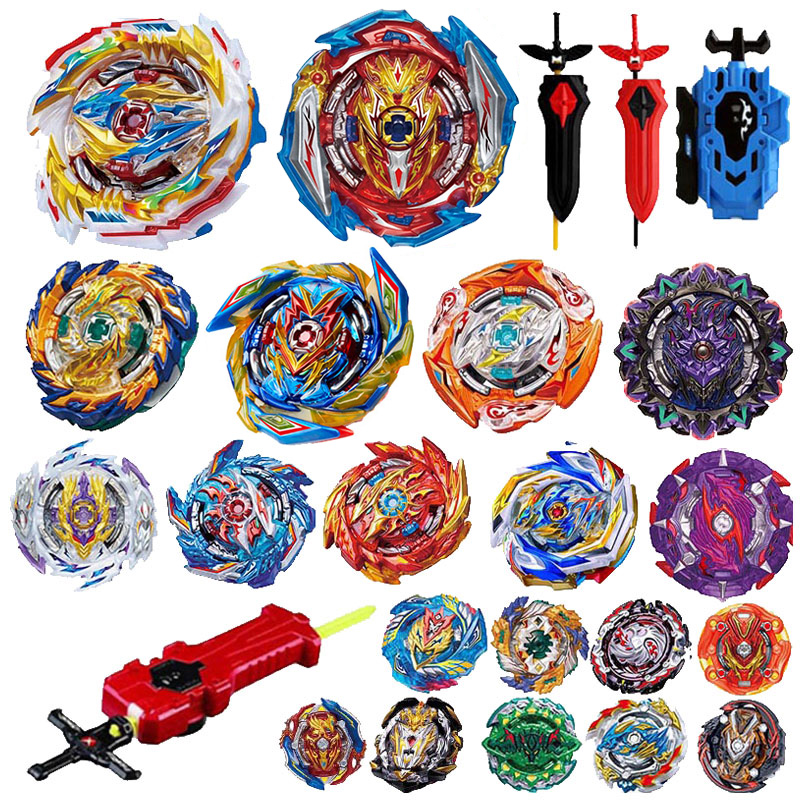 Top Launchers Beyblade GT Burst B-173 Arena Toys Sale Bey Blade Blade and Bayblade Bable Drain Fafnir metal Blayblade