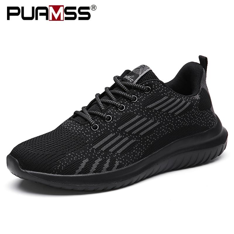 2020 New Men Casual Shoes Fashion Men Sneakers Lightweight Breathable Walking Men Shoes Tenis Masculino Zapatillas Hombre|Men