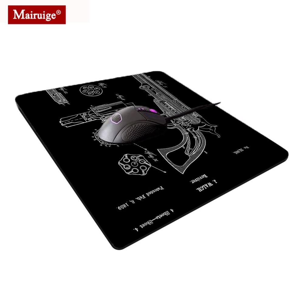 Купить коврик для мыши из черной ткани 20x18 см разборка маленький