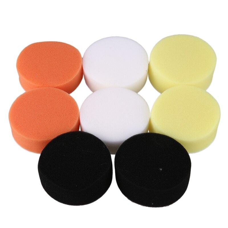esponja la roda carro beleza depilacao esponja bola kit 02