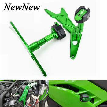 Motorcycle Falling Protection Frame Slider Fairing Guard Anti Crash Pad Protector For Kawasaki Ninja300 NINJA 250 300 2013-2017