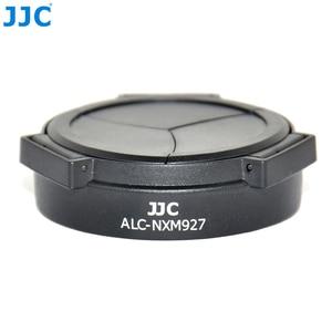 Image 2 - JJC מצלמה אוטומטי מכסה עדשה עבור Samsung EX1 TL1500 NX M 9 27mm F3.5 5.6 ED OIS עדשה