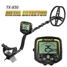 TIANXUN Portable Professional Underground Metal Detector Pinpointer with LCD Display High Sensitivity Gold Treasure Detector