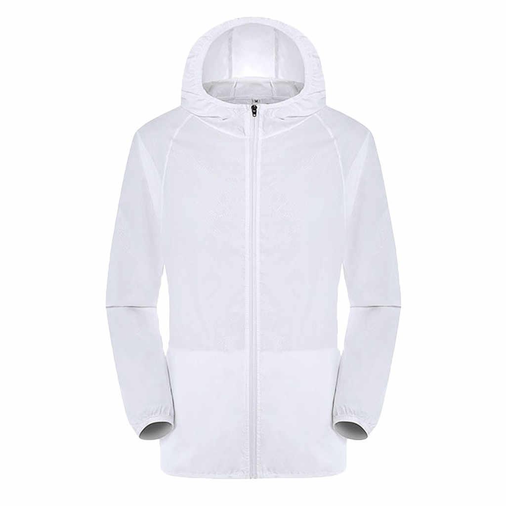 Мужские спортивные куртки с капюшоном, тонкий дизайн, ветрозащитная Ультралегкая непромокаемая Ветровка унисекс, женская верхняя спортивная одежда для бега, пальто