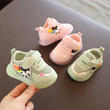 2020 New Baby Summer Sneakers Girls Casual Sports Shoes 1 Years Old Boy