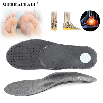 High Quality Leather Orthotic Insole For Flat Feet Arch Support 25mm Orthopedic Shoes Sole Insoles For Men And Women shoe sole eid high quality leather orthotic insole for flat feet arch support orthopedic shoes sole insoles for feet men and women ox leg