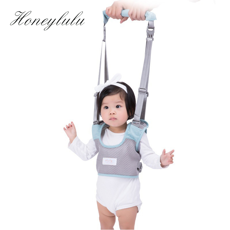 Honeylulu Baby Walker Wings Baby Harness Leashes For Children Anti Lost Safety Belt Learning Walk Adjustable Toddler Backpack