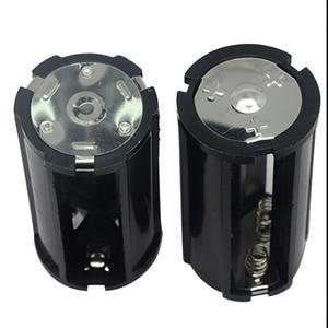 Image 2 - Caja Convertidora de baterías 3x18650, cilindro convertidor de baterías, 1X 2X 3X secciones en paralelo, Universal