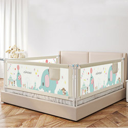 Baby safety bed rails bed fence barrier playpen home kids toddler guardrail crib railing gate foldable children security fencing