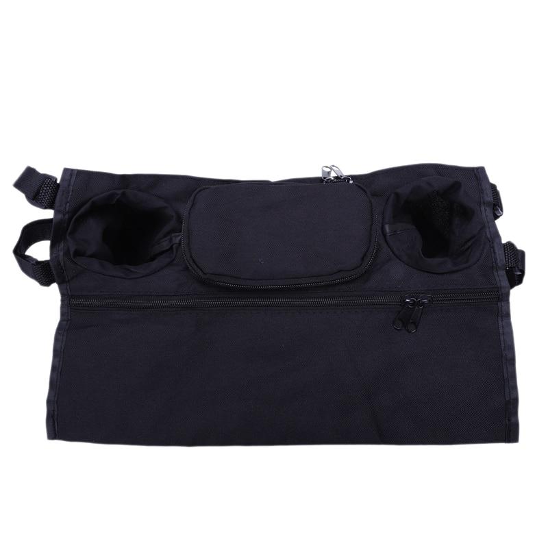 JHD-Storage Pouch For Stroller, Strollers Hang Bag, Bottle Storage Bag, Guadai Stroller