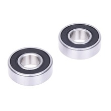 2 Pcs 6000Z Dual Shielded Sealed Deep Groove Ball Bearings 26mm x 10mm x 8mm 6003 6003zz 6003rs 6003 2z 6003z 6003 2rs zz rs rz 2rz deep groove ball bearings 17 x 35 x 10mm high quality