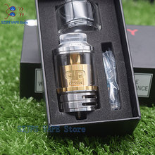 hot qp fatality m25 rta 4ML / 5.5ML Glass tank Atomizers 25mm Upper Diameter Adjustment airflow fatality RTA Giant Steam v5 6S glass tank for coppervape skyline rta