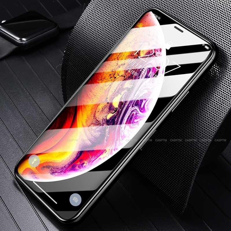 A prova di esplosione Pellicola Protettiva Dello Schermo Per il iPhone XS XS MAX XR X 8 7 6 6s Plus HD protezione Dello Schermo anteriore Per il iPhone 11 Pro Max