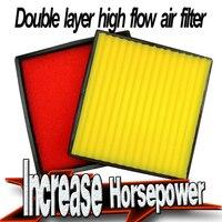 high flow air filter Improve horsepower for Buick Regal Buick LaCrosse Holden Malibu Chevrolet Malibu