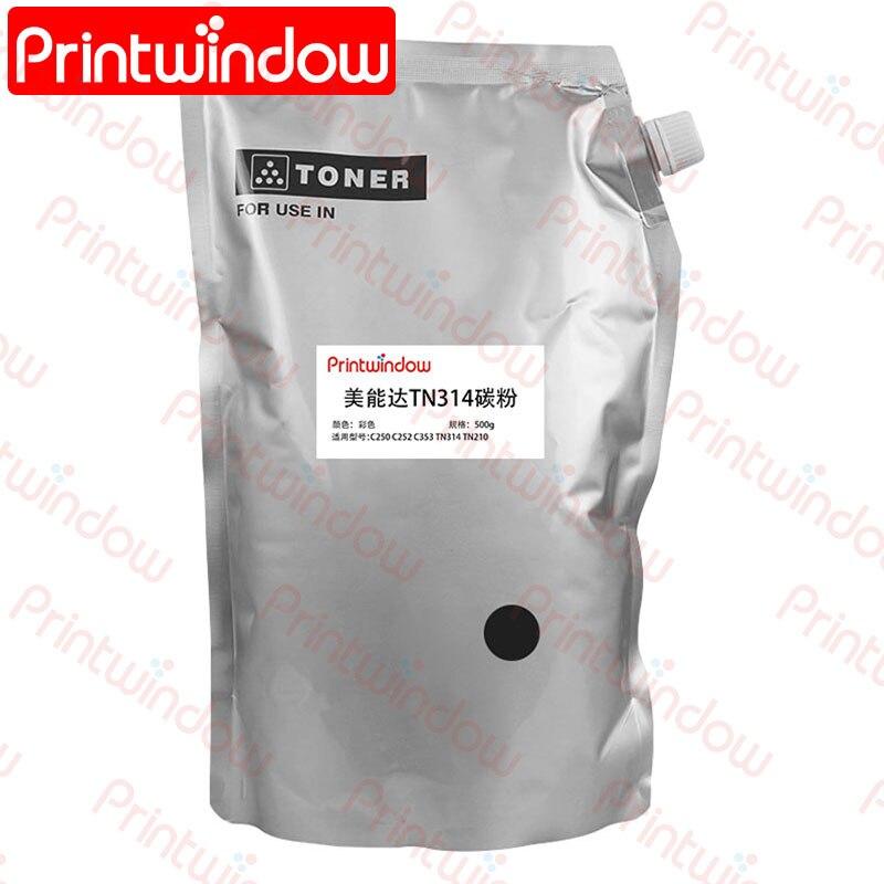 de toner Toner para Konica Minolta bizhub C250 C252 C353