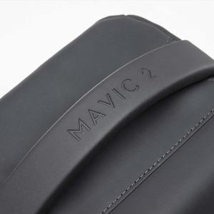 Image 4 - DJI Mavic 2 الأصلي حقيبة Mavic 2 برو/التكبير حقيبة كتف يحمل كل شيء أكثر عدة مصممة خصيصا ل DJI