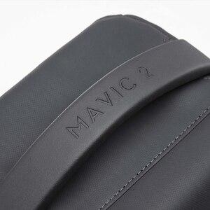 Image 4 - DJI Mavic 2 orijinal çanta Mavic 2 Pro/Zoom omuzdan askili çanta taşır her şey daha fazla kiti için özel olarak tasarlanmış DJI