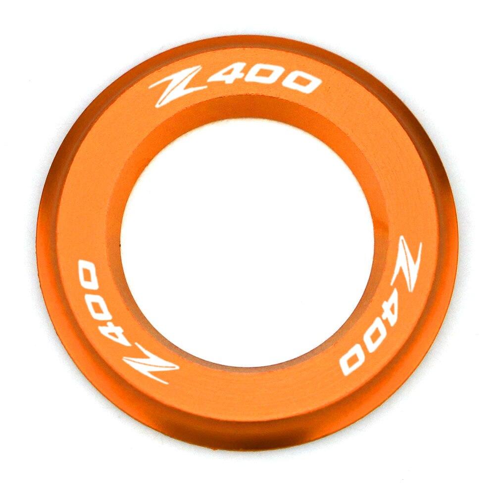 Кольцо для выключателя ключа зажигания мотоцикла z400 алюминиевые