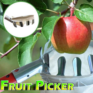 Garden-Collecting-Tool-Bag Fruit Picker Apple Outdoor Orange Peach-Pear Practical Sammelnvorrichtung