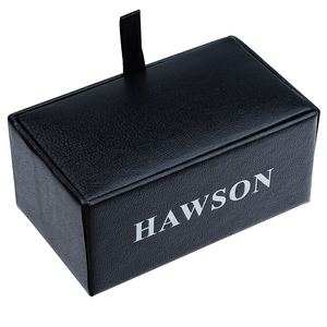 Image 5 - HAWSON Mens Cufflinks with Chain   Stone and Shiny Gold Tone Shirt Accessories   Party Gifts for Young Men