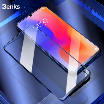 Benks VPRO Protective Tempered Glass For Xiaomi 9 Screen HD 0.3mm Ultra-thin Curved Edge Full Cover Screen Protector Front Film 1