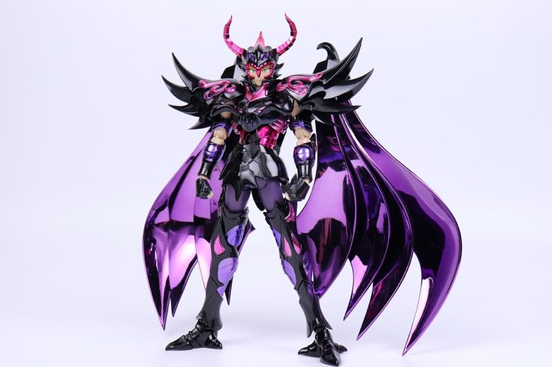 CS Model Saint Seiya Myth Cloth Hades Saint Aiakos Hades Specters Wyvern Rhadamanthys Action Figure Model Toys