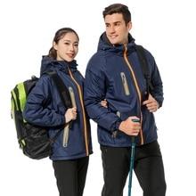 Мужские и женские зимние походные куртки, ветрозащитная водонепроницаемая верхняя одежда, мужская ветровка, плащ, пальто, пальто