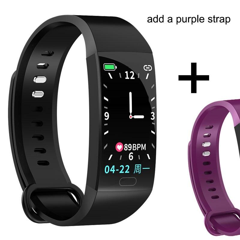 Add Purple Strap