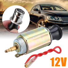 1set 12V 28mm Auto Car Cigarette Lighter Head + Socket Assembly High Quality For Accessories Tool