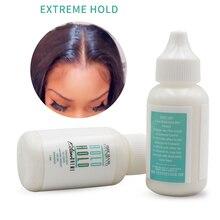 Дерзкий крем-клей для кружевных париков и волос | клей для шнурков | клей для париков