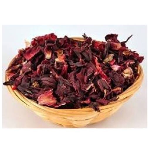 Hibiscus Flower Natural Dried Tea Herb 50 Gr-400 Gr Free Shipping