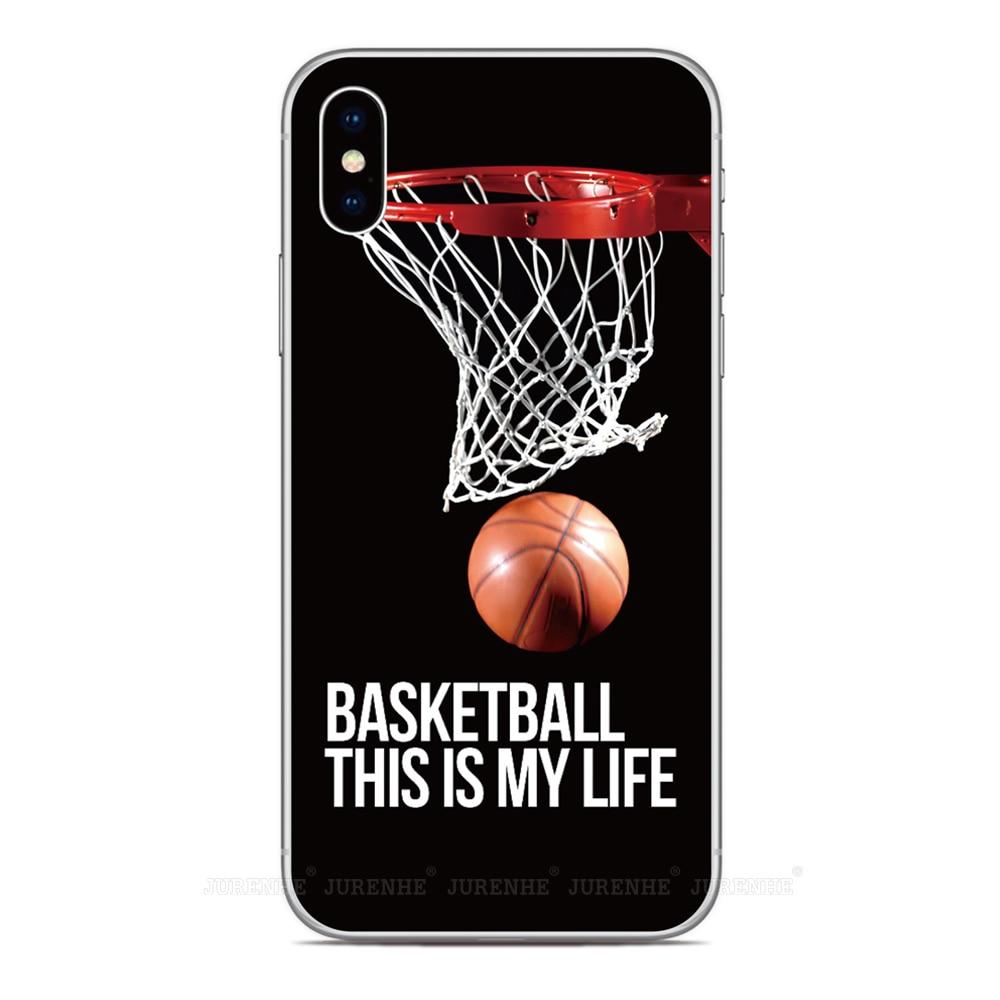 Basketball Cover For LG Q70 K61 K51s K50s K40s Q60 K50 K40 K30 K20 2019 Stylo 5 4 G7 G8 G8X G8S V50 V60 V50s Thinq Phone Case