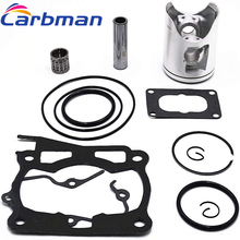 Carbman 54mm Piston Rings Gaskets O Ring Kit Set for Yamaha YZ 125 YZ125 1998 1999 2000 NEW