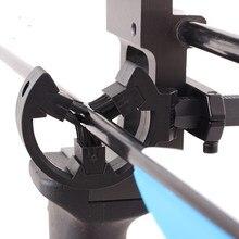 Caça tiro com arco gota seta resto substituição escova mão esquerda mão direita durável escova whisker arco composto acessórios